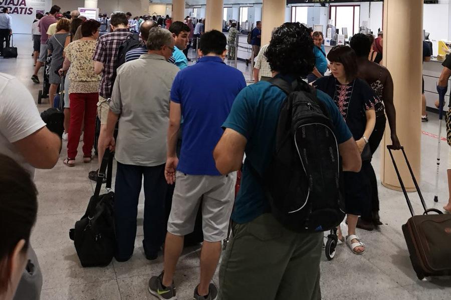 Check-in y Venta de Billetes   UGT defenderá que la OPE de LogiRAÍL oferte tantas plazas como contratos hay en el servicio