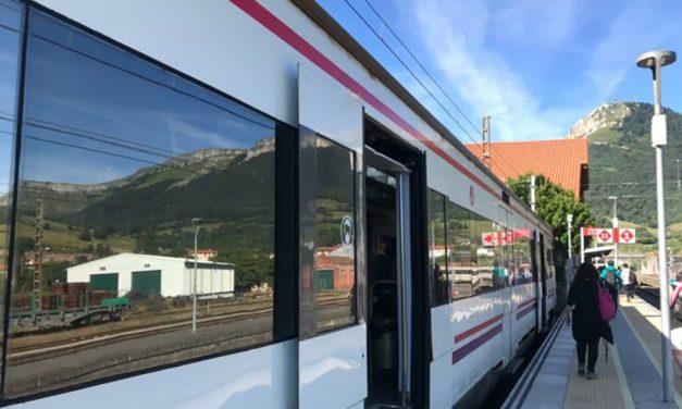 UGT exige al Ministerio la reposición de trenes anulados en Euskadi, por las restricciones, y mejorar su frecuencia
