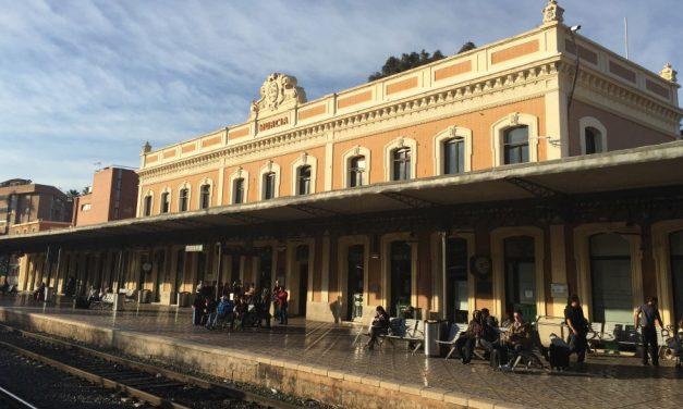 Pretenden cortar más de cuatro años los cercanías de Murcia-Lorca-Águilas y la conexión con Madrid vía Cieza-Chinchilla