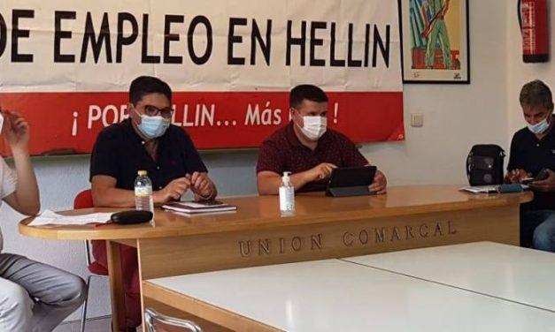 UGT buscará apoyos para evitar el cierre de la línea ferroviaria Chinchilla-Cartagena